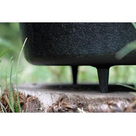 Petromax Caldero para fuego - ft 18 negro